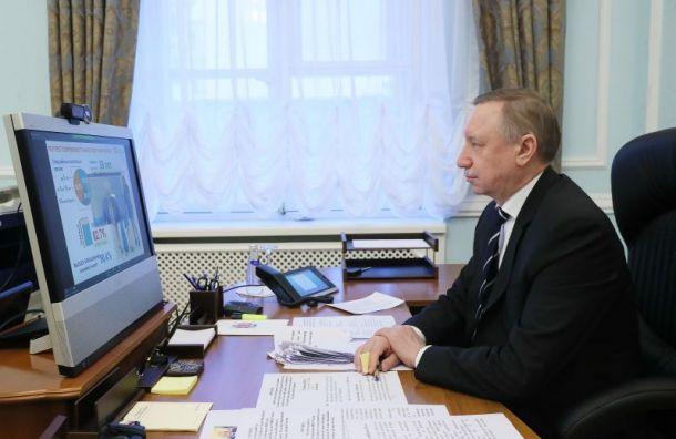 Беглов ввел новые коронавирусные ограничения вПетербурге