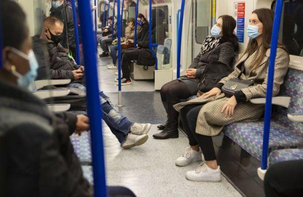 Коронавирус обнаружили у3758 петербуржцев засутки