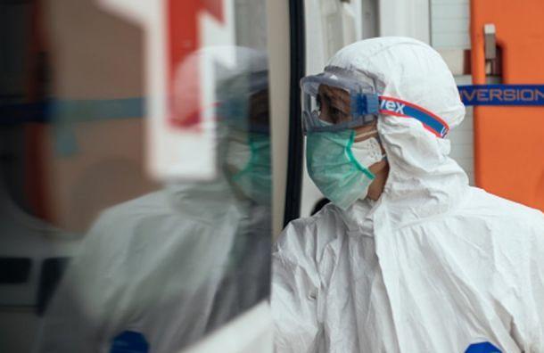 Засутки вПетербурге немного выросла заболеваемость исмертность отCOVID-19