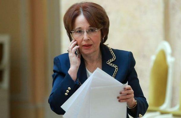 Дмитриева: 5−6% учителей Петербурга болеют COVID-19