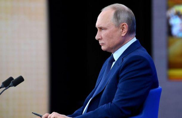 Путин рассказал оподдержке пострадавших откоронавируса отраслей