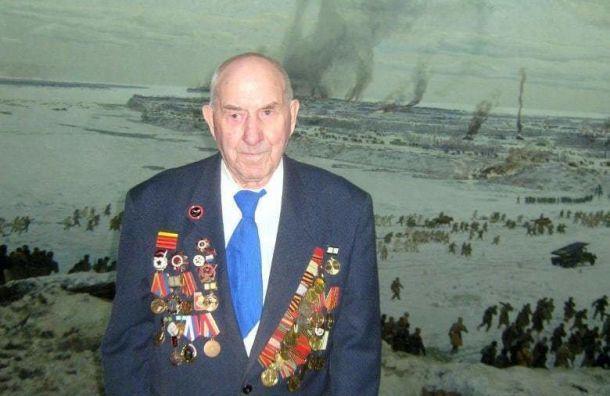 Умер последний оставшийся ветеран Ленобласти