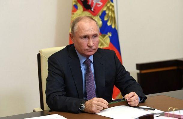 Путин поручил разобраться сростом цен напродукты питания