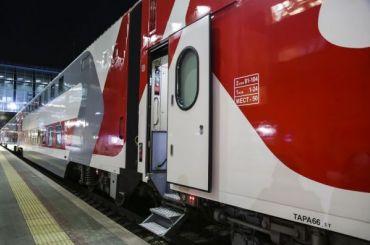 Туристам предлагают встретить Новый год напоезде изПетербурга вПетербург