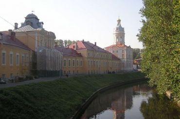 РПЦ намерена получить Монастырский остров вПетербурге