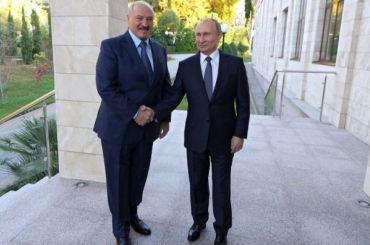 Правительство России одобрило Белоруссии кредит на миллиард долларов