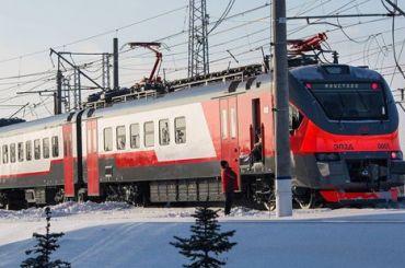 Железную дорогу между Таллином иПетербургом предложили электрофицировать