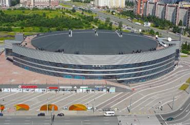 Роспотребнадзор закрыл «Ледовый дворец» после концерта Басты