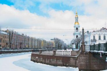Ледяной дождь иметель покинут Петербург