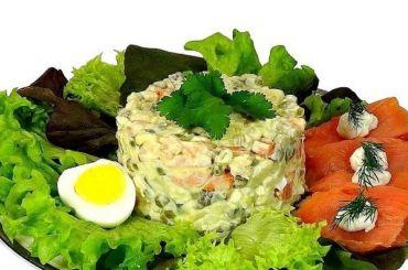 Эксперты рассказали, восколько петербуржцам обойдется салат оливье