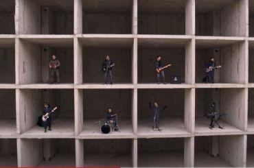 Группа ДДТ опубликовала клип, снятый внедострое «Десяткино 2.0»