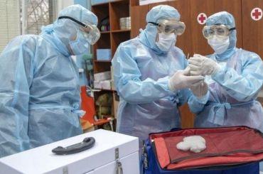 Плюс 2 засутки: вПетербурге выявили 3694 новых заражений коронавирусом
