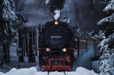 Собчак удивило решение пустить наНовый год праздничный поезд изПетербурга