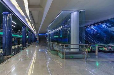 Открытие станции метро «Зенит» вновь перенесли