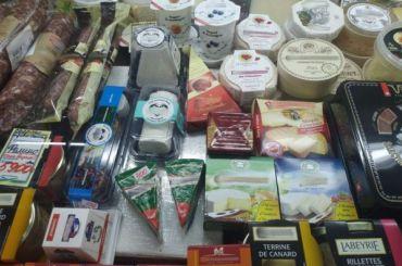 Таможенники нашли наМальцевском иКузнечном рынках 2,5 центнера санкционки