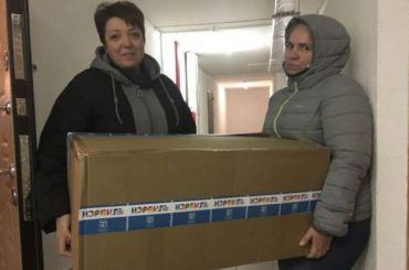 Израильское консульство раздаст 10 петербуржцам по23кг продуктов