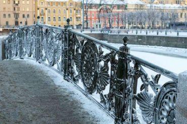 Петербург впонедельник ждут заморозки