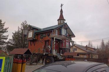 Новогоднее чудо наколесах вСергиево