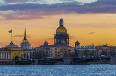 Сибирский антициклон принесет вПетербург солнце