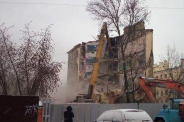 Историческое здание наВоронежской улице незаконно снесли