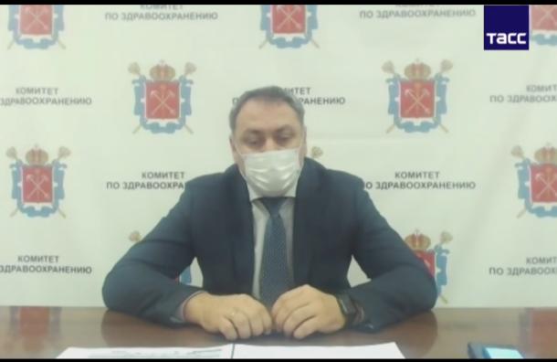 Сарана: «доконца года вПетербург доставят 100 тысяч доз вакцины откоронавируса»