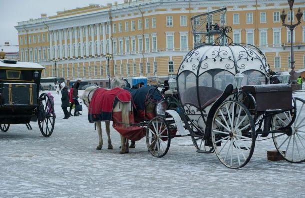 Петербург ждет такойже холод, как и70 лет назад