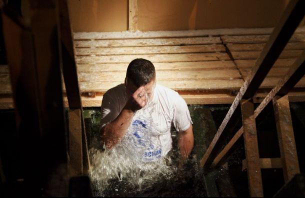 Стали известны актуальные адреса крещенских купелей для петербуржцев