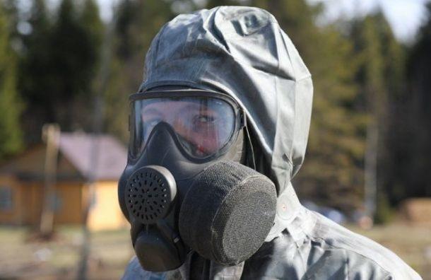Военные химики помогут бороться скоронавирусом вПетербурге