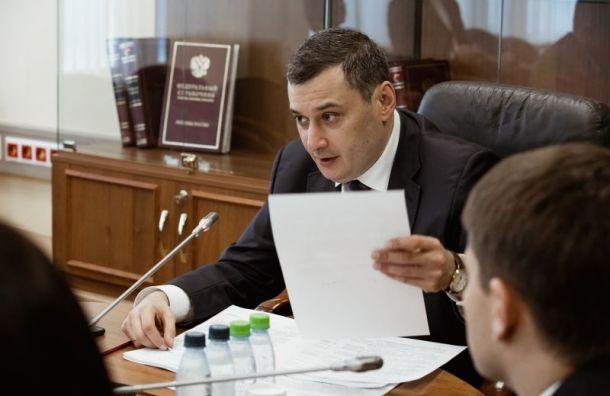 Депутат Хинштейн отзывает запрос ипросит неувольнять полицейского