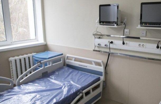 Занеделю число ковид-больных вПетербурге значительно снизилось