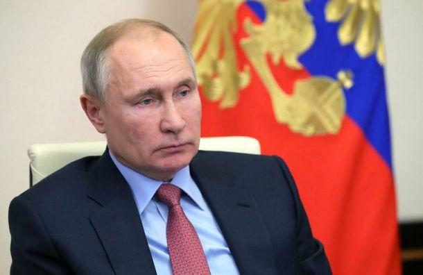 Путин разъяснил Байдену позициюРФ поНавальному
