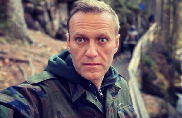 Навального объявили вфедеральный розыск вРоссии