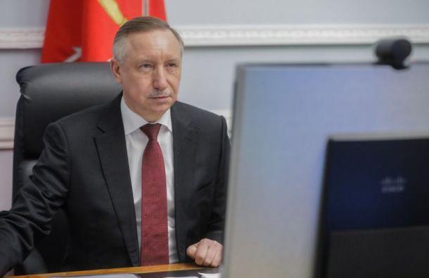 Беглов утвердил состав правительства города стремя новыми вице-губернаторами