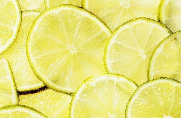 Загод вПетербург иЛенобласть ввезли почти 100 тысяч лимонов