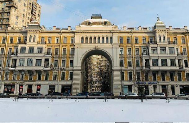 Морозная погода сохранится вПетербурге 15января