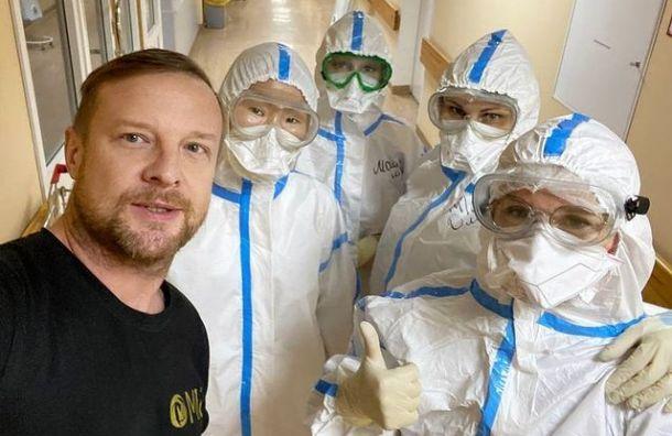 Заболевший коронавирусом Малафеев надеется выписаться всреду