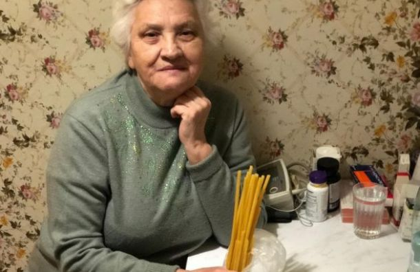 Под видом свечей пенсионерке вцеркви продали макароны