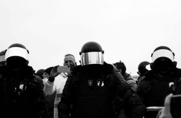 Иностранного студента оштрафовали заучастие внесогласованном митинге