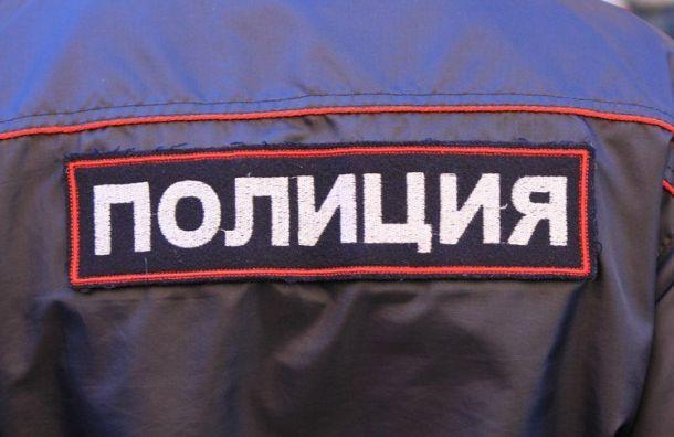 Уголовное дело возбудили пофакту ограбления Сбербанка наСенной площади
