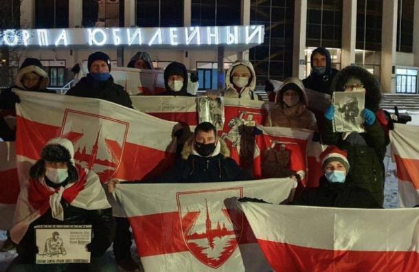 160 дней протеста: Как белорусы изПетербурга поддерживают земляков