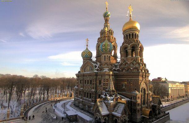 Закончился основной этап реставрации храма Спаса наКрови
