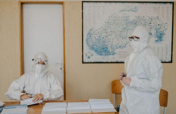 Петербург зафиксировал скачок заражений коронавирусом