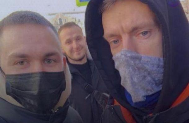 Массовые задержания начались наакции вподдержку Навального воВладивостоке
