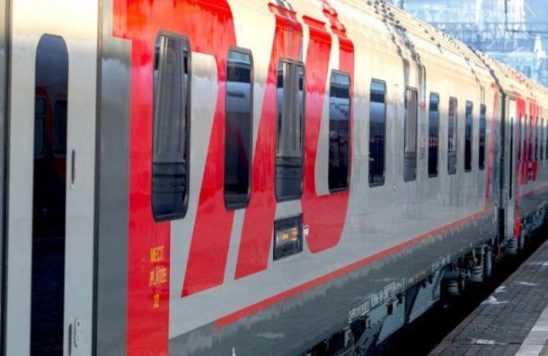 Поезд Петербург— Адлер задержали наКубани из-за аварии наконтактной сети