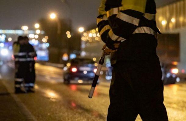 Жители Петербурга и Ленобласти во время январских праздников нарушали ПДД больше 10 тысяч раз