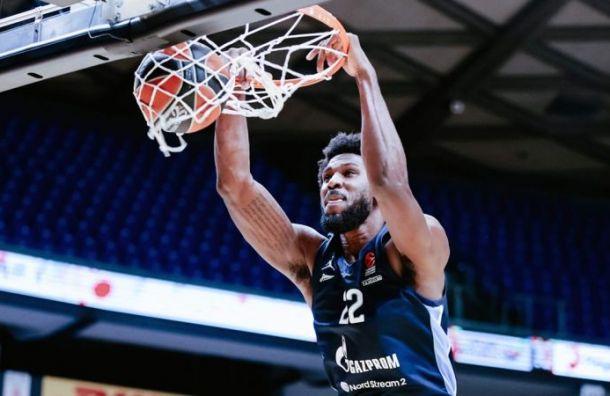 Баскетбольному «Зениту» разрешили пустить болельщиков на«СИБУР Арену»