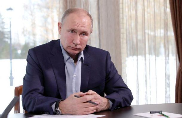 Путин прокомментировал расследование Навального одворце вГеленджике