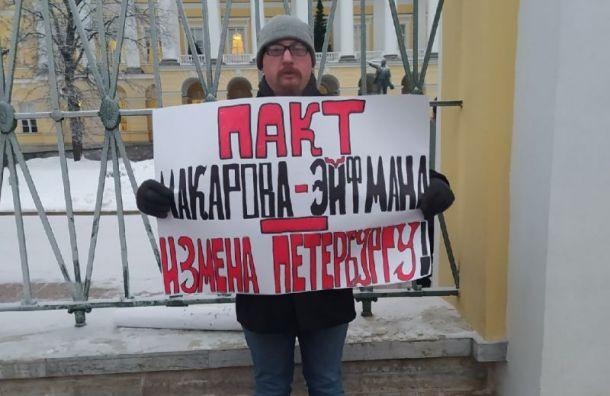 Дом Басевича: неизвестный истец и«опережающее обжалование»