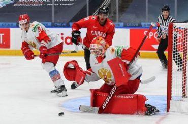 Молодежная сборная России уступила Канаде вполуфинале МЧМ-2021