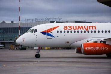 Рейс изПетербурга вБрянск отложили из-за неисправности SSJ-100